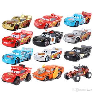 سيارة ماكوين لعبة سيارة 1:55 يموت الصب سبائك معادن نموذج سيارة لعبة 3 ولعب الأطفال هدية عيد ميلاد عيد الميلاد
