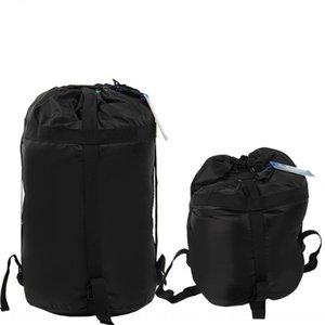 Oxford tela de dormir de embalaje de compresión / almacenamiento de campaña al aire libre para dormir envasado de bolsa portátil bolsa de guantes de almacenamiento