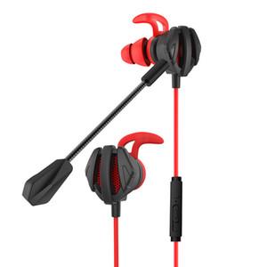 Earphone Helmets For CS Games Gaming In-Ear Headset 7.1 With Mic Volume Control PC Gamer Earphones
