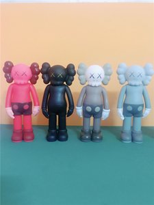 HOT 20CM 0,25 kg Originalfake KAWS 8inches Companion Original Box KAWS Action Figure presente decorações modelo brinquedos