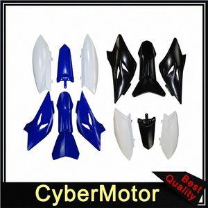Fairing Части тела Пластиковые Fender Наборы для YamahaR50R50E 2006 2007 2008 2009 2010 2011-2016 Pit Dirt Motor Bike Мотоцикл 1SXj #