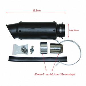 51 / 60mm Yoshimura Akrapovic Auspuff Motor Flucht mit DB Killer Adapt Für S1000RR Z1000 CB1000R GSXR1000 CBR WP3j #