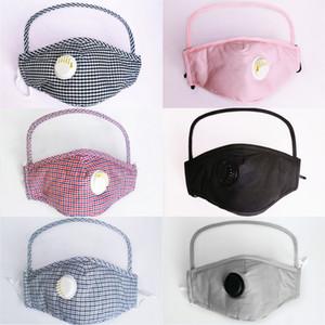 1 Yüz Maske DHL Kargo 2 PM2.5 Filtre Pad Koruyucu Göz Yüz Kalkanı Kapak Yeniden Yıkanabilir Nefes Maskeler ekle Can DWB459