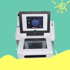 2019 Portable Mini HIFU 10000 Shots Wrinkle Removal Face Skin Care Machine Focused Ultrasound Hifu Face Lift Machine Wrinkle Removal