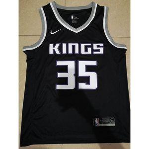2019-20 New season 35 Marvin Bagley III Black Fan -fashion purchasing Cheap stitched Basketball jerseys