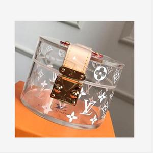 2020 Scott Storage Box New Transparent Dekorative Box super schöne super nette Gi0203 Kupplungen Abend Wallets Compact Purse WE09