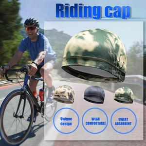 Ultralight Quick Drying Bike Caps Helmet Liner Bicycle Cycling Beanie Cap Balaclava Headwear Cycling Sweat Wicking Helmet cap#y3
