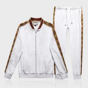 20 New Winter Designer Tracksuit Men Luxury Sweat Suits Autumn Brand Mens Jogger Suits Jacket + Pants Sets Sporting WOMEN Suit Hip Hop Sets