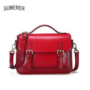 Women Leather Bags luxury handbags women bags designer Fashion Women's leather shoulder bag for