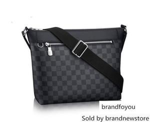 40003 MICK PM N Men Messenger Bags Shoulder Belt Bag Totes Portfolio Briefcases Duffle Luggage