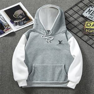 2020 new high quality classic Hoodie casual men's and women's outdoor quality Hoodie Jacket