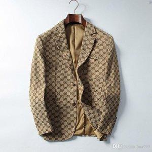 Men's Medusa Jacket Long Sleeve Designer Jacket Fashion Pattern Print Slim Trench Coat Men's Autumn and Winter Outdoor Wear Coat Bag