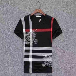 2020SS Sommer-Designer T-shirts Méduse T-shirt Hip Hop-T-Stücke Männer Art und Weise Barock Druck Luxuxmarken T-shirts Herren-T-shirts Stree