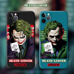 DC Jorker Phone Case pour iPhone 11 Pro XS Max XR X 7 8 Plus Batman