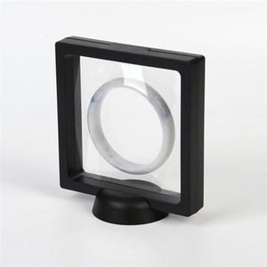 패션 3D 부동 프레임 그림자 상자 사진 프레임 보석 디스플레이적인 장식 예술 tP6Y 번호
