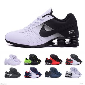 2020 New With black Deliver Men Air Running Shoes New Famous DELIVER OZ NZ Black red Mens Athletic Sneakers Sports Running Shoes