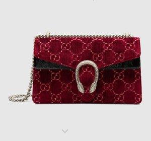 feixiang5255 TGZN 400249 velvet small shoulder bag Top Handles Boston Totes Shoulder Crossbody Bags Belt Bags Backpacks Luggage Lifestyle