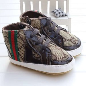 New Baby Boy Shoes Sneakers Autumn Solid Unisex Crib Shoes Infant PU Leather Footwear Toddler Moccasins Baby Girl First Walker Shoes 0-18Mos