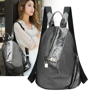 2019 New Fashion Women Backpacks Casual School Bags For Teenager Girls High Quality Waterproof Backpack For Women Shoulder Bags CX200803