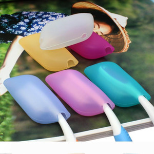 Silicone Toothbrush Head Cover Case Holder Anti-bacterial Brush Head Caps for Outdoor Travel Camping Portable Colorful