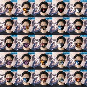 Kid Naruto Cubrebocas Reusable Tapabocas Face Mask Designer For Girls Cartoon Face Mask 23 Kid Naruto hairclippersonline pDNww