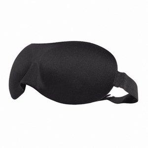 Resto Eyeshade di sonno Eye Mask 3D Cover cieco pieghe per cerotto Health Care per schermare la luce stereoscopico Eye vwTK #
