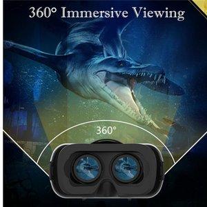 VR Headset Box Virtual Reality Brille für Sony LG Lenovo beobachten 3D-Filme Videospiele VR Goggles Virtuelle 3D-Brille Viewing