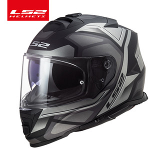 LS2 FF800 motorcycle helmet dual lens ls2 STROM full face Helmet with Pinlock fog-free system