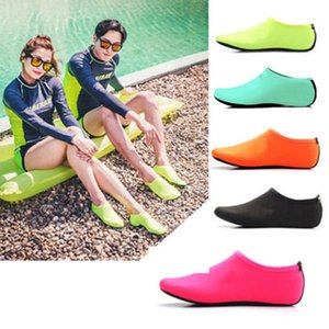 Durable Sole Barefoot Water Skin Shoes Water Sports Diving Aqua Socks Beach Pool Sand Swimming Yoga Aerobics Sock Shoes