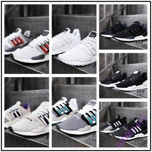 ADEQ1A Hot sale Good Quality Prophere EQT 4 Support boosts Mens shoes GS Primeknit grey Core Sneakers Sports shoes casual shoes size36-45