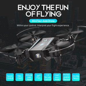 Mini Drone 2.4G Remote Control 4 Axis RC Micro Quadcopters With Headless Mode Flying Helicopter For Kids Christmas Gift