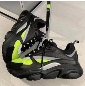 B22 Sneaker Calfskin Trainers Men Low Top Casual Shoes Women Flat Canvas Sneaker Retro Patchwork Luxury Casual Sneaker Cotton Laces y8