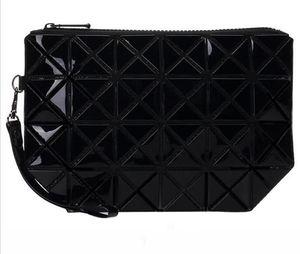 Portable Zipper Handbag Women Diamond Lattice Cosmetic Bag Fashion Lady Favor Popular Makeup Organizer New Arrival 6 8yh ZZ