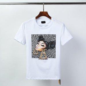 2020ss Mens женщин дизайнер футболки Luxury FF Tshirt Summer Men Street Hip Hop Стилист 3D Tee Tops обувь сумка джинсы спортивные костюмы 07