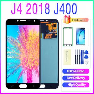 Samsung Galaxy J4 2018 J400 J400F LCD Ekran Dokunmatik Ekran Sayısallaştırıcı Değiştirme J4 Çekirdek LCD J410 için Orjinal 6.0 inç