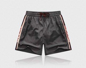 shorts do verão impermeável e de secagem rápida calções de banho dos homens designer de moda praia preto Medusa short da praia dos homens brancos swimwear dos homens