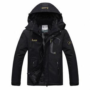 SPORTSHUB Erkekler Kış İç Polar Su geçirmez Ceket Açık Sıcak Coat Yürüyüş Kamp Trekking Kayak Erkek ceketler SAA0082 nwvb #