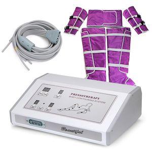 Alta qualidade de Pressão de Ar emagrecimento terno Pressão Terapia Pressoterapia Far Infrared calor Air onda de pressão do uso da máquina do salão de beleza