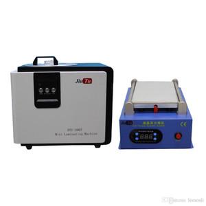 Jiutu 2pcs / комплект ОСА ламинирование машина для Cracked LCD Сепаратор + ламинатор + пузырь для удаления машина Мобильный телефон ЖК-экран Восстановление