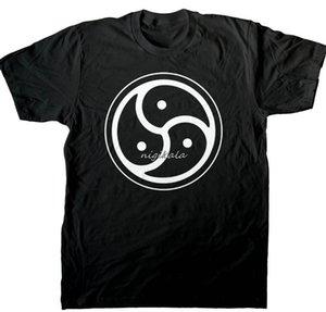 BDSM 트리스 켈리 온 T 셔츠, 남성의 구속 및 징계 BDSM 셔츠