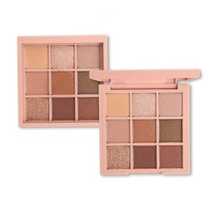 Brand 3CE #Overtake Palette 3CE 9 Colors Eyeshadow Palette Made In Korean free fast shipping