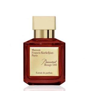 2020ss Maison Francis Kurkdjian Baccarat Rouge 540 Extrait de Parfum Parfum Neutre Oriental Floral 70ml EDP de qualité supérieure à haute performance