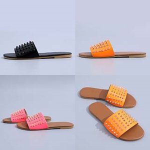 2020 Ig-Kalite Dener Ayaklı Kadınlar Kauçuk Terlik Sandalet 4 Renkler Boyutu için Floplar 36-41 CO02 # 161