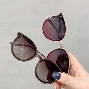 2019 New Children's polarized Nail art sun sun glasses 19946 m nail Street glasses children's fashionable sunglasses