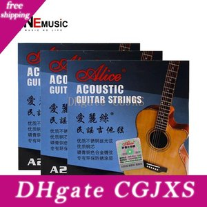Hohe Qualität Alice A203SL (011-052) Folk Gitarren Set String Großhandel