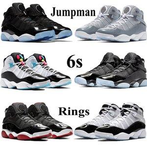 2020 Jumpman 6 6s Bagues de basket-ball Chaussures Hommes Femmes jam espace du sport Formateurs concord Blanc Bleu clair Fury Cyber gymnase rouge sneakers 36-47