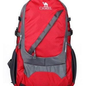 iBBwH auto-produzido acampamento ao ar livre curso à prova de água auto-produzido ao ar livre Montanhismo mochila de alpinismo impermeável bac Travel Bag