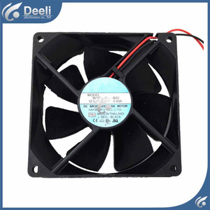 new for good working 9225 12V 0.43A 3610KL-04W-B50 3K UPS fan 92*92*25MM refrigerator cooling fan good Working on sale