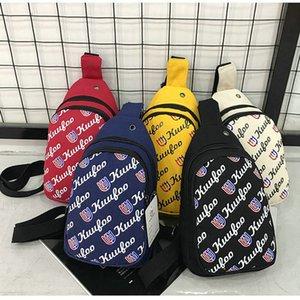 Cute Champions Designer Canvas Crossbody Chest Bag Waist Pack Belt Strap Women Handbag Shoulder Bags Messenger Bag Sports Purse