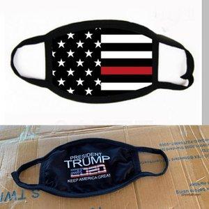 Bize Bayrak 2020trump Pu Erkekler ve Kadınlar için Chuan Windproof Sıcak Maske